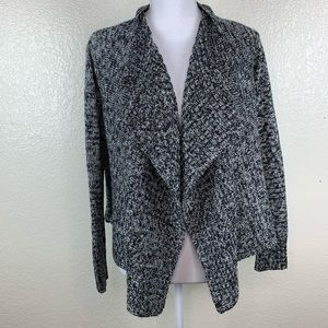 ATTENTION knit cardigan / duster long sleeves